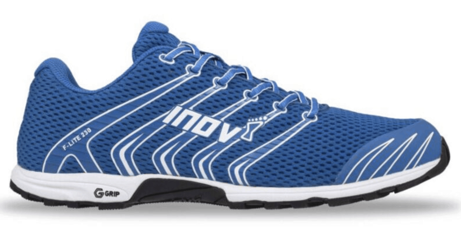 LIGHT, FAST & ADAPTABLE TRAINING SHOE